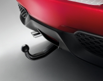 Towbar - Removable 4WD