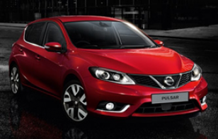 New Pulsar SV Executive starting from €23,195